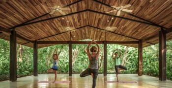 Where to Practice Yoga in Costa Rica